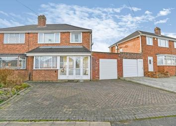 3 bed semi-detached house for sale in Cherry Tree Avenue, Walsall WS5