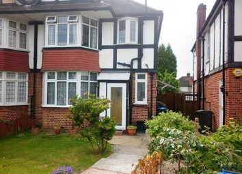 Thumbnail 2 bed maisonette to rent in St Andrews Road, Kingsbury