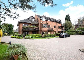 Thumbnail 2 bed flat for sale in Gladesmere Court, 3 Carew Road, Northwood