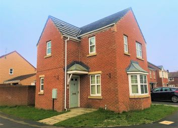 Thumbnail 3 bed detached house for sale in Grangemoor Close, Darlington