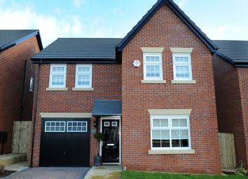 "Thumbnail 4 bed detached house for sale in ""The Keating "" at D'urton Lane, Broughton, Preston"