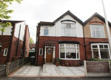 Thumbnail 3 bed semi-detached house for sale in Blantyre Avenue, Worsley, Manchester