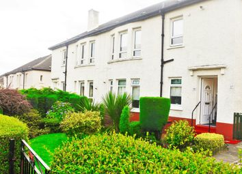Thumbnail 2 bedroom flat for sale in Harefield Drive, Glasgow
