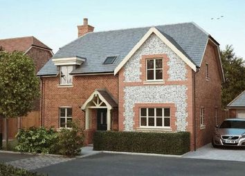 Thumbnail 4 bed detached house for sale in Long Copse Lane, Westbourne, Emsworth