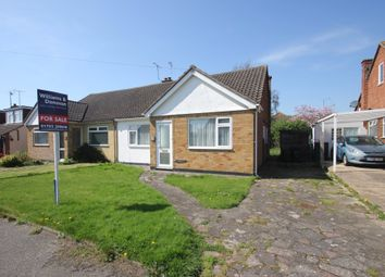 Thumbnail 3 bed semi-detached bungalow for sale in The Bramleys, Ashingdon, Rochford