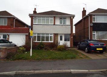 Thumbnail 3 bedroom detached house for sale in Bracadale Road, Rise Park, Nottingham, Nottinghamshire