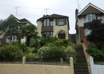 Thumbnail 3 bed detached house for sale in Anstey Lane, Leicester