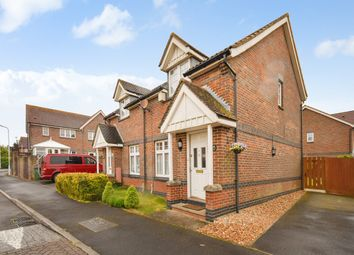 Thumbnail 2 bed semi-detached house for sale in Kipping Close, Hawkinge, Folkestone