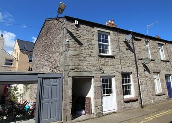 Thumbnail 2 bed end terrace house for sale in Little Free Street, Brecon