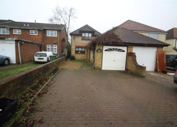 Thumbnail 3 bed detached house for sale in Beverley Gardens, West Cheshunt, Herts