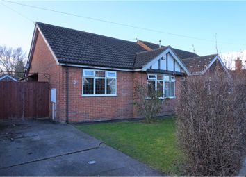 Thumbnail 3 bed detached bungalow for sale in Lindisfarne Avenue, New Waltham, Grimsby