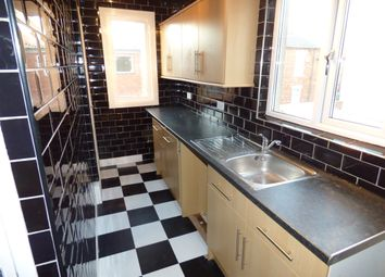Thumbnail 2 bedroom flat to rent in Plessey Road, Blyth, Newcastle Upon Tyne