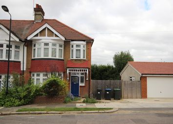 Thumbnail 3 bed semi-detached house to rent in Hillcrest, Winchmore Hill