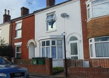 Thumbnail 4 bed terraced house to rent in Padwell Road, Southampton