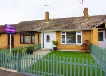Thumbnail 1 bed bungalow for sale in Challenge Close, Gravesend