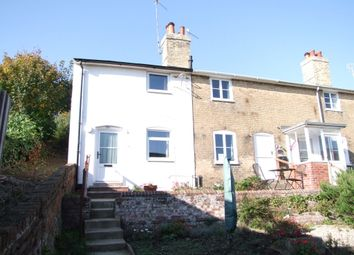 Thumbnail 1 bedroom end terrace house for sale in Coastguards Court, High Street, Aldeburgh