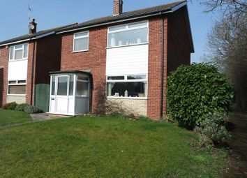 Thumbnail 3 bed detached house for sale in Milldale Road, Farnsfield, Newark