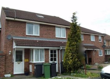 Thumbnail 1 bed flat for sale in Oaktree Crescent, Bradley Stoke, Bristol