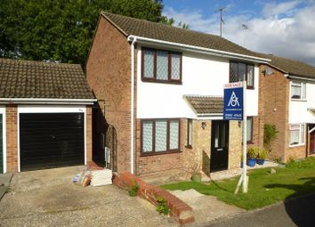 Thumbnail 4 bedroom detached house for sale in West Hill, Dunstable