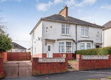 Thumbnail 3 bed semi-detached house for sale in Leader Street, Riddrie, Glasgow