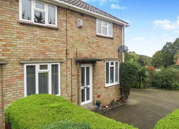 Thumbnail 3 bedroom end terrace house for sale in Darrell Place, Norwich