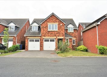 Thumbnail 5 bed detached house for sale in Kendal Gardens, Leyland