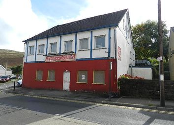 Thumbnail Restaurant/cafe for sale in Trebanog Road, Porth
