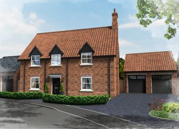 Thumbnail 4 bed detached house for sale in Plot 24, Hill Place, Brington, Huntingdon