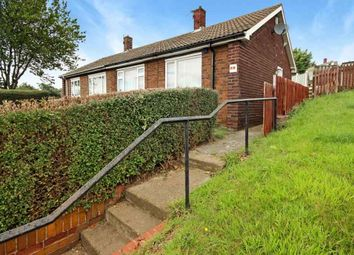 Thumbnail 1 bedroom semi-detached bungalow for sale in Hillside Crescent, Brierley, Barnsley