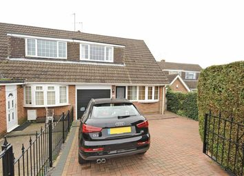 Thumbnail 3 bed semi-detached house for sale in Shelley Road, Wellingborough
