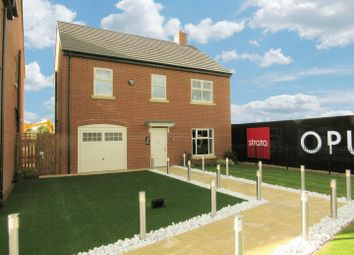 Thumbnail 4 bedroom detached house for sale in Cambridge Road, Whetstone, Leicester
