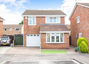Thumbnail 4 bed detached house for sale in Newport Close, Clevedon