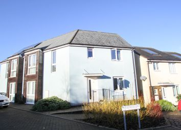 Thumbnail 4 bed end terrace house for sale in Fleetwood Gardens, Plymouth