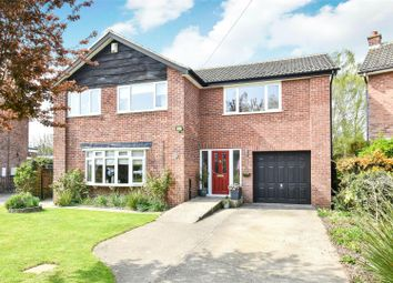 Thumbnail 5 bed detached house for sale in The Ruddings, Wheldrake, York