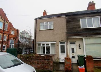 Thumbnail 3 bed end terrace house to rent in Elliston Street, Cleethorpes