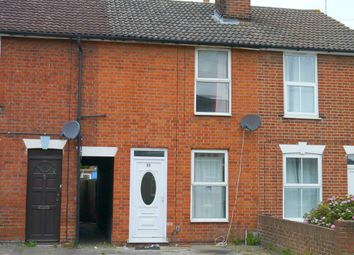 Thumbnail 2 bed terraced house to rent in Derby Road, Ipswich, Suffolk