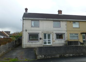 Thumbnail 3 bed semi-detached house for sale in Rhosnewydd, Tumble, Llanelli, Carmarthenshire.