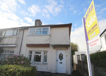 Thumbnail 3 bedroom semi-detached house for sale in Oldpark Road, Belfast