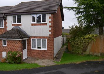 Thumbnail 3 bed end terrace house for sale in Jack Bice Close, Liskeard