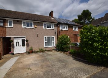 Thumbnail 2 bed terraced house for sale in Elm Close, Romford