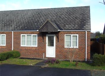 Thumbnail 2 bed property for sale in Criggion Close, Four Crosses, Llanymynech, Powys