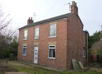 Thumbnail 3 bed detached house for sale in Sutton Road, Four Gotes, Wisbech