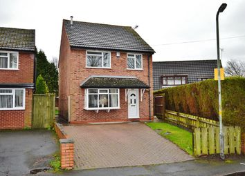 Thumbnail 3 bedroom detached house for sale in Merridale Gardens, Wolverhampton