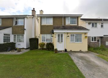 Thumbnail 3 bed detached house for sale in Bospolvan Road, Higher Bospolvans, St. Columb, Cornwall