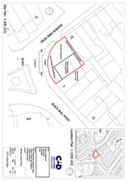 Thumbnail Land for sale in Radnor Park Road, Folkestone