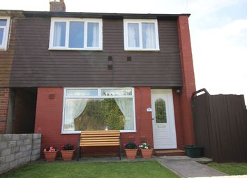 Thumbnail 3 bed terraced house for sale in Castle Close, Boverton, Llantwit Major