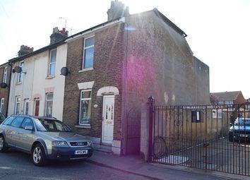 Thumbnail 2 bed end terrace house to rent in High Street, Milton Regis, Sittingbourne, Kent