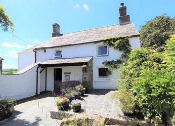 Thumbnail 3 bed detached house for sale in Trebullett, Launceston