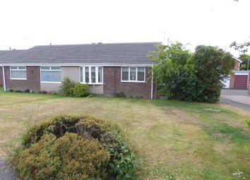 Thumbnail 2 bed bungalow for sale in Wansbeck Close, Ellington, Morpeth