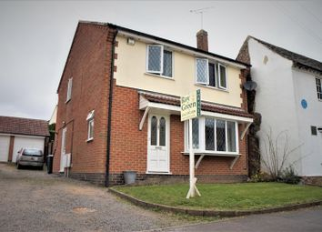 Thumbnail 3 bedroom detached house for sale in Main Street, Markfield